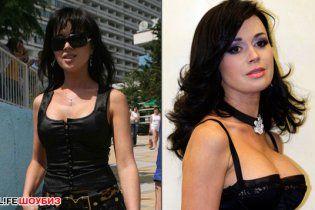 Анастасія Заворотнюк зробила собі нові груди