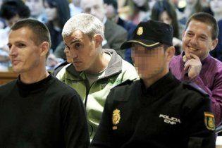 Трьох активістів ЕТА засудили до 1040 років в'язниці за підрив аеропорту