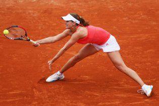 Четверо українок вилетіли з Roland Garros