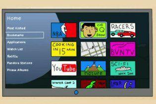 Google з'єднав телевізор і інтернет