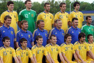 Збірна України здобула першу перемогу при Маркевичу