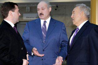 Росія і Казахстан створили Митний союз без Білорусі