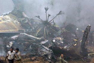 """Знайдена одна з """"чорних скриньок"""" літака, який розбився в Індії"""