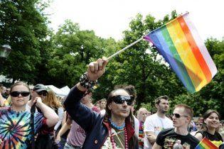 Неонацисти зірвали перший гей-парад в Словаччині