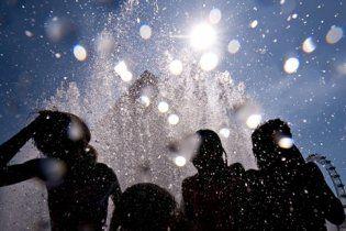 Погода в Україні на суботу, 7 серпня