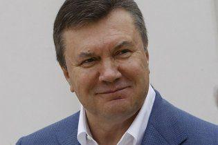 Янукович запросив Коморовського до України
