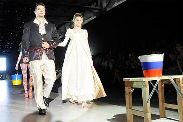 В'ячеслав Зайцев образився на українську дизайнерку Барабаш