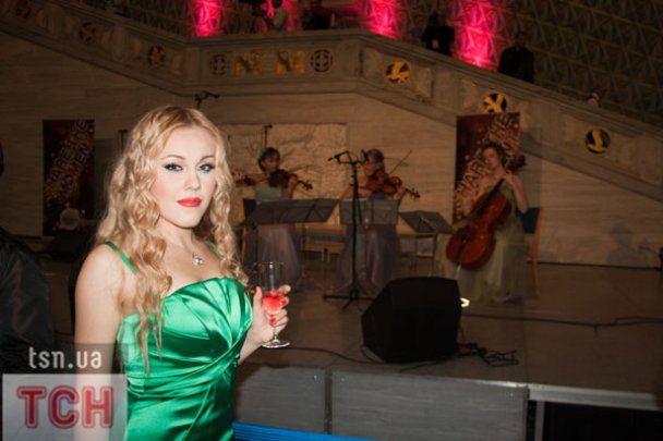 """Alyosha виступила на """"Євробаченні - 2010"""""""