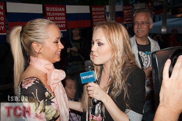 """На """"Євробаченні"""" у Alyosha """"закричала"""" сукня"""