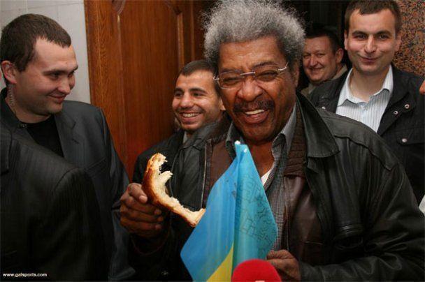 Легендарний Дон Кінг побував у Львові
