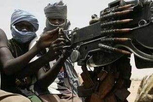 У Чаді затримано лідера дарфурських повстанців