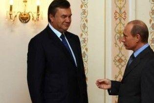 Янукович поїхав до Москви