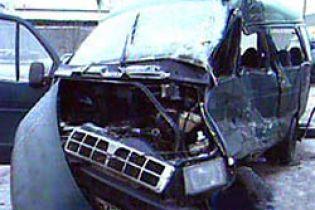 5 загиблих через ДТП на Вінничині