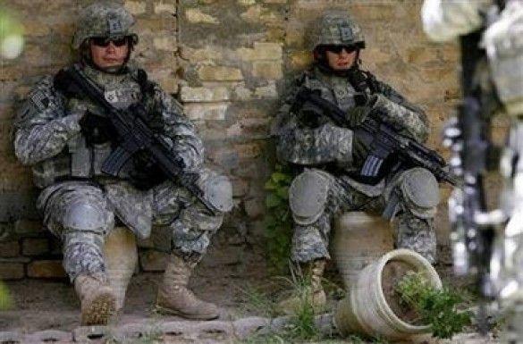 Американські солдати в Іраку