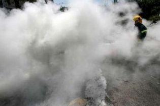 Вибух газу в Самарі