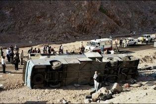 Розбився автобус в Пакистані