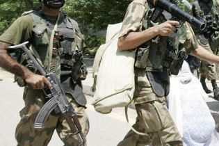США відмовились від операцій в Пакистані