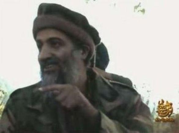 Відеозвернення Усами бен Ладена