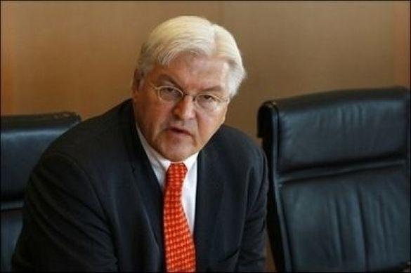 Франк-Вальтер Штайнмаєр, міністр закордонних справ Німеччини