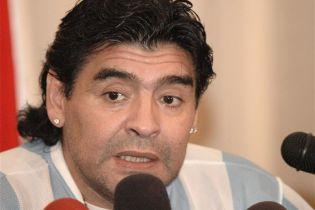 Усі хочуть побачити тренерський дебют Марадони (відео)