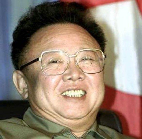 Кім Чен Ір