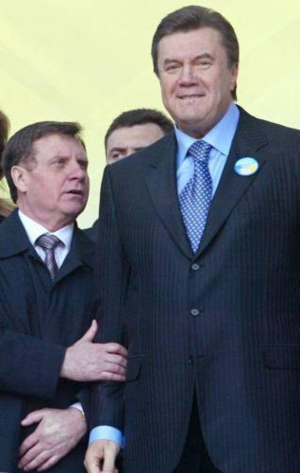 Мартинюк-Янукович