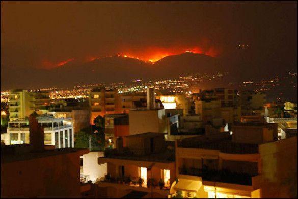 Пожежі на Канарах не припиняються