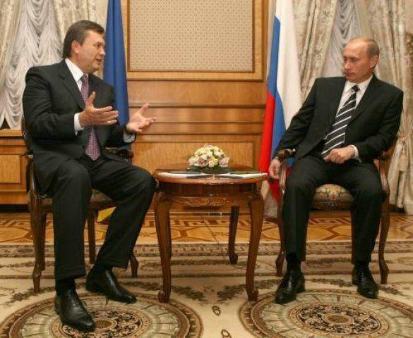 Янукович-Путін