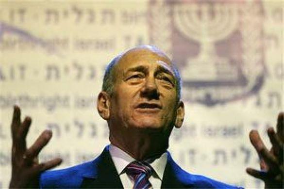 Прем'єр-міністр Ізраїлю Ехуд Ольмерт