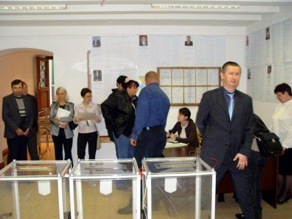 Вибори (Фото: www.ukrajinci.hu)