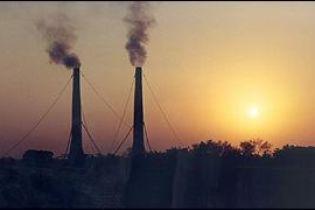 Забруднене повітря небезпечне