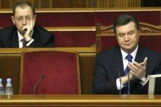 ПР: Янукович-президент призначить прем'єром Яценюка
