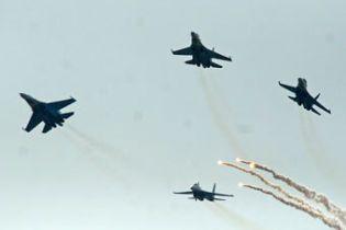 Россия бомбардирует Кодорское ущелье в Абхазии