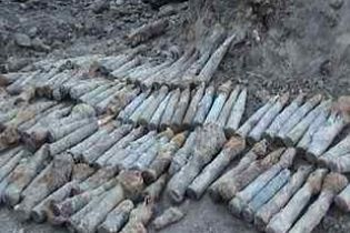 У Керчі знайшли арсенал вибухівки
