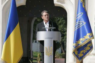 Ющенко знає, що не стане більше президентом