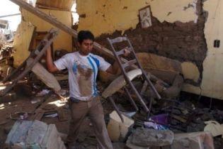 В Перу резко возросло число погибших в результате землетрясения