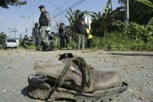 Теракт в Таиланде: 2 погибших (видео)