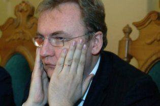 Мер Львова спростував інформацію про підтримку на виборах Януковича
