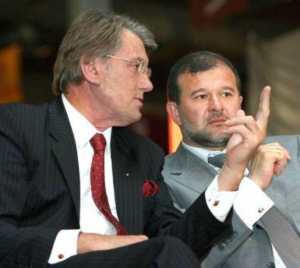 Ющенко-Балога
