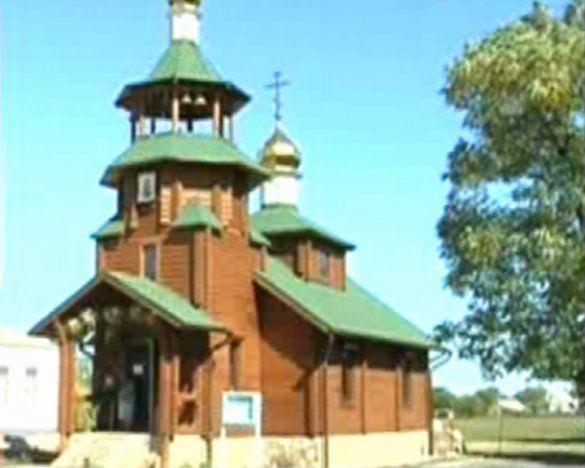 Унікальний козацький храм
