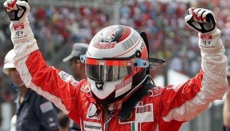 """""""Формула-1"""": Кімі Райкконен - чемпіон світу"""