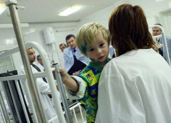 Лікарня у Дніпропетровську