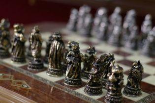 Шевченко и Шовковский сыграют в шахматы в Одессе