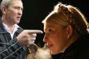 Тимошенко звинуватила Черновецького у корупції