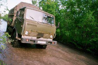 На Рівненщині зіштовхнулися маршрутка та КамАЗ