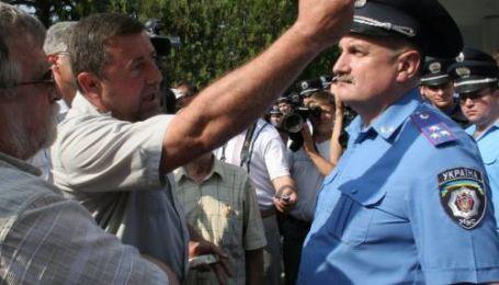 Земельне протистояння в Криму