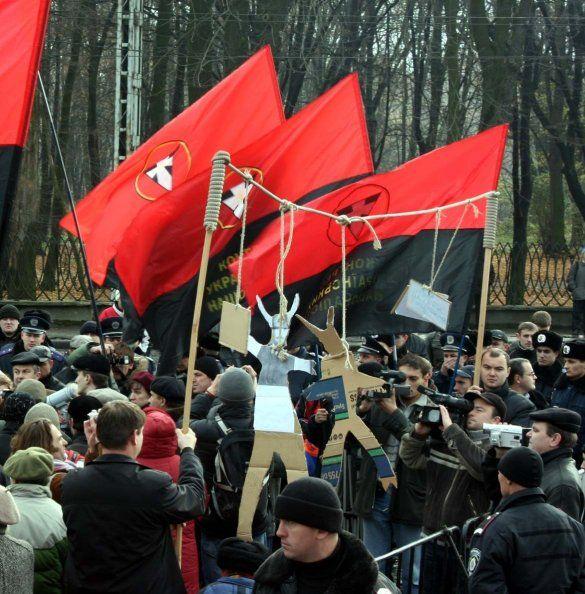 Жовтнева революція у Львові
