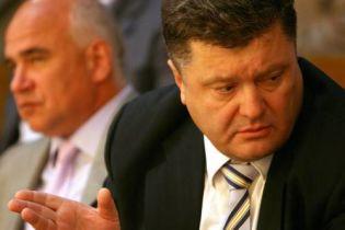 Порошенко: Украина должна быть готова к экономическому кризису