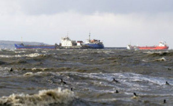 Забруднене море