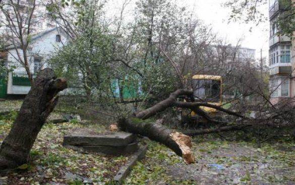 Негода у Криму